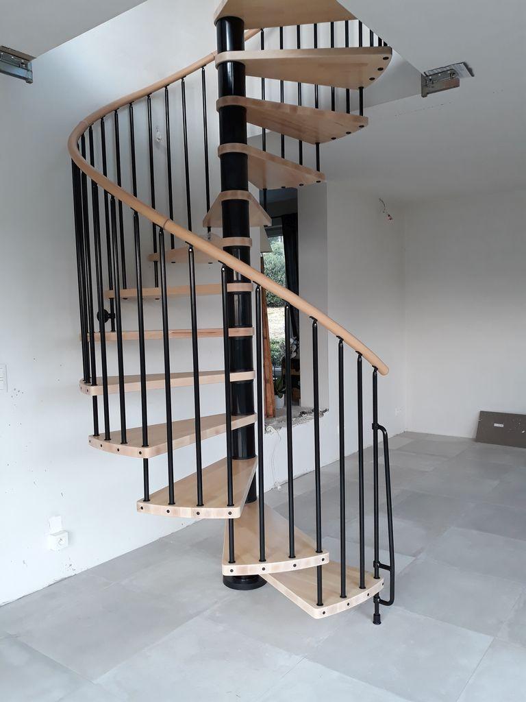 B-Bats sprl - Colimaçon (Escaliers)