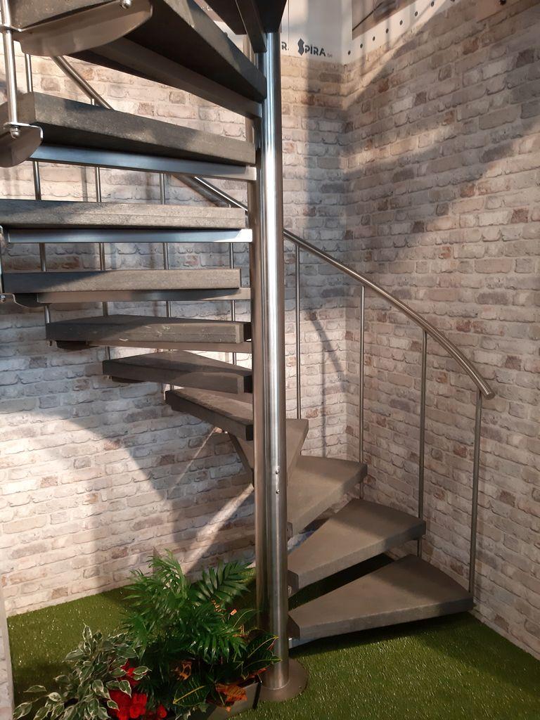 B-Bats sprl - Extérieurs (Escaliers)