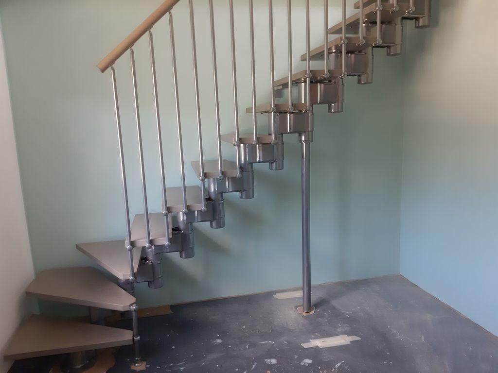 B-Bats sprl - En Kits (Escaliers)