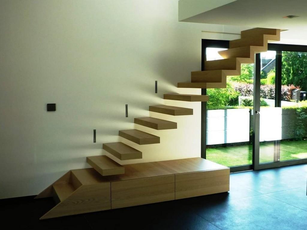 B-Bats sprl - Escaliers Wall (Escaliers)