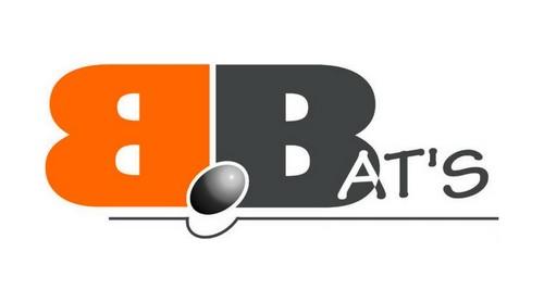 Logo B-Bats sprl
